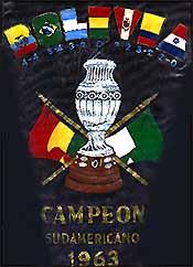 1963 Bolivia Campeón